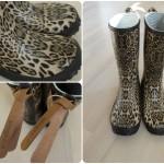 Bisgaard Leopard Gummistøvler