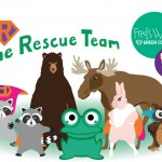 Fred´s World – The Rescue team