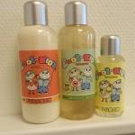 Cool-Kidz Økologisk shampoo & balsam