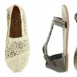 Nye sandaler til Laura…