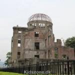 Dag 3 i Japan – Hirochima – Atombombe og traner