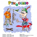 En tur i skoven på en torsdag… Pinocchio kalder :)