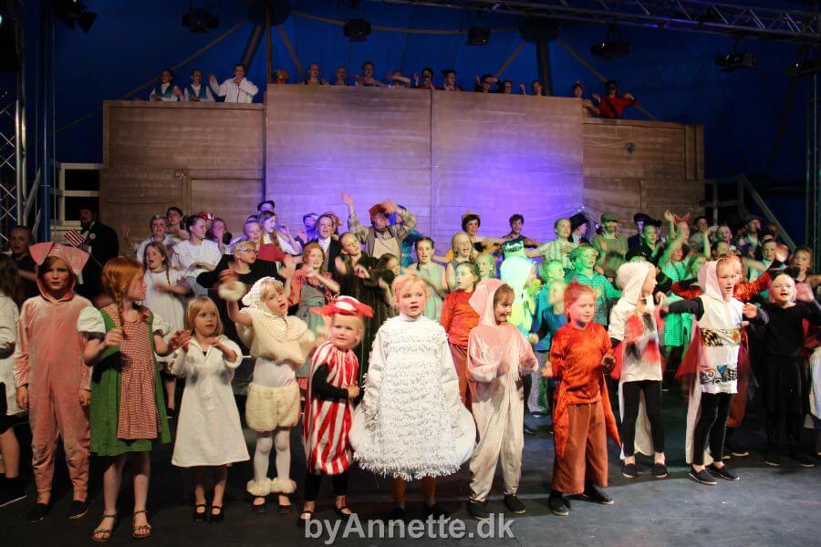 Pinocchio - Teater