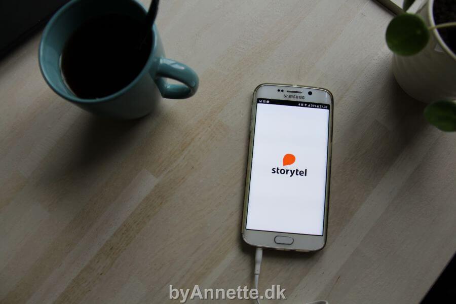 Buzzador - Storytel - ByAnnette.dk blog