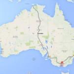 Australien – Planer og længsel…