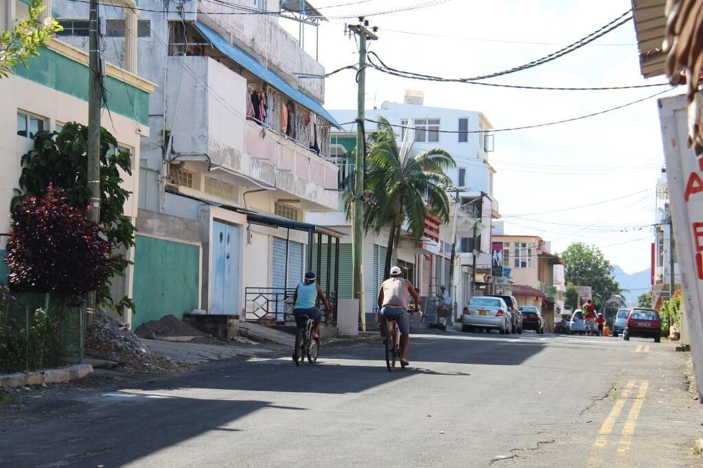 Mauritius - de tomme gader