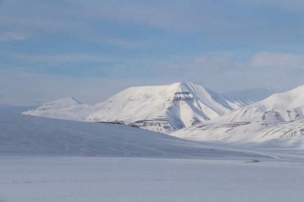 Naturen omkring Svalbard - Norge   // Billedet er taget af @byAnnette.dk