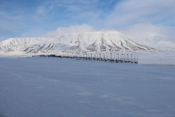 GreenDog Svalbard - Hundeslædetur  / Billedet er taget af @ByAnnette.dk