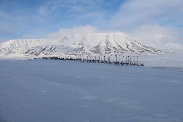 Greendog Svalbard camp   // Billedet er taget af @byAnnette.dk