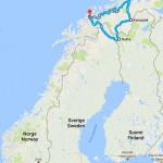 Svalbard & NordNorge – Påsken 2017