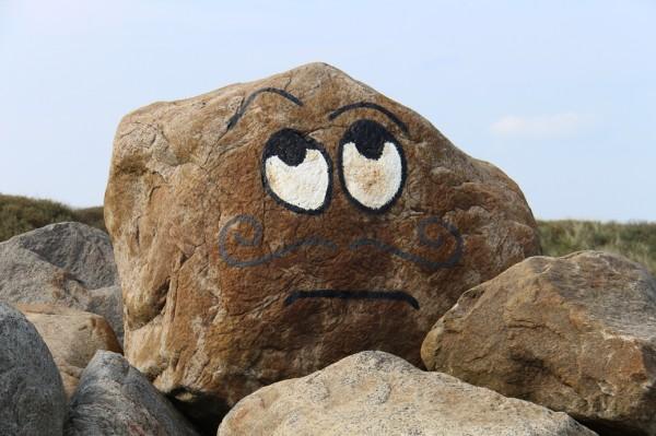 Stoneface - Thyborøn // BIlledet er taget af @ByAnnette.dk