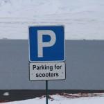 Svalbard, dag 3 – Snescooter turen!