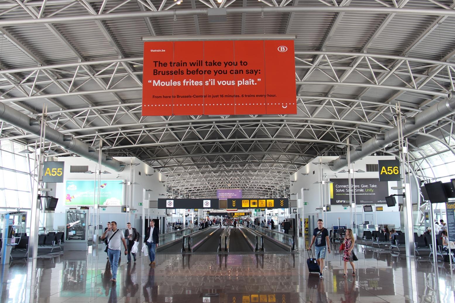 Brussel lufthavn