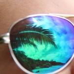 Hej fra Praslin, Seychellerne <3