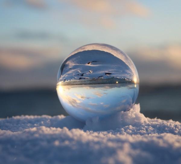 Lensball - Iceland - ByAnnette.dk